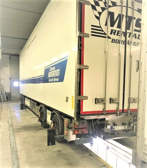 MTS Axelmätning